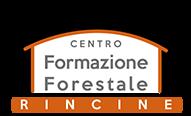 Logo centro formazione forestale Rincine
