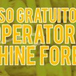 Banner corso operatore macchine forestali