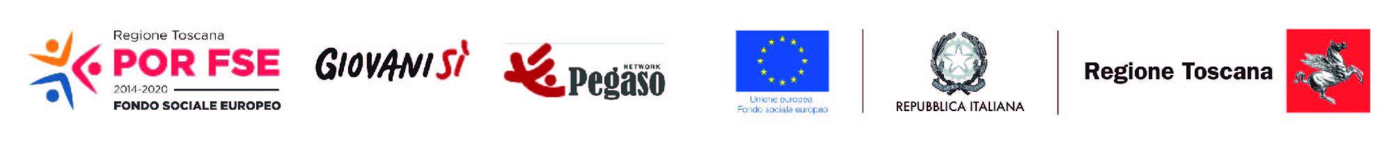 Loghi istituzionali Regione Toscana